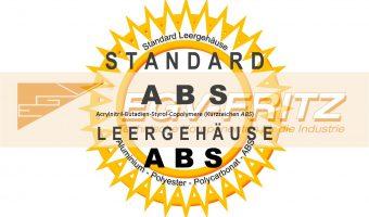 Standard ABS ABS Leergehäuse
