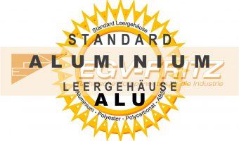 Standard ALU Aluminium Leergehäuse